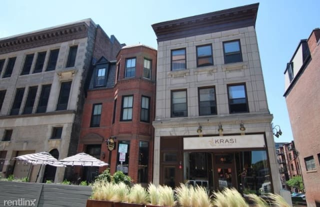 48 Gloucester St - 48 Gloucester Street, Boston, MA 02115