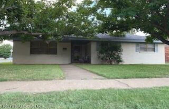 3601 EDDY ST - 3601 Eddy Street, Amarillo, TX 79109