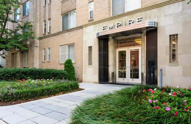 Empire Apartments - 2000 F St NW, Washington, DC 20052