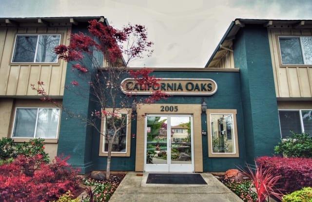 California Oaks Apartments - 2005 California Street, Mountain View, CA 94040