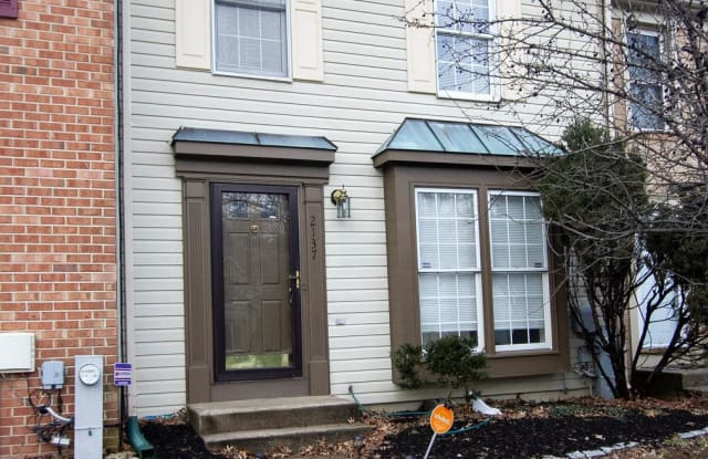2137 COMMISSARY CIRCLE - 2137 Commissary Circle, Odenton, MD 21113
