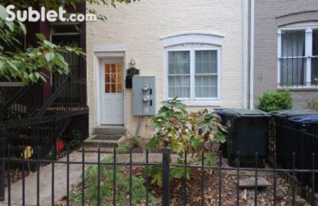 310 P Street Nw - 310 P Street Northwest, Washington, DC 20001