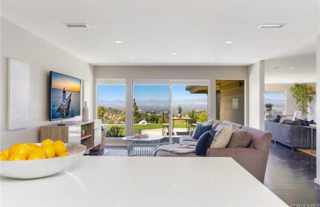 3759 Whitespeak Drive - 3759 Whitespeak Drive, Los Angeles, CA 91403