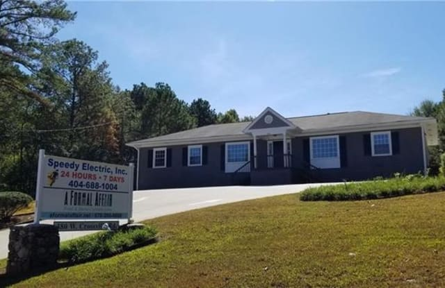 380 W Crossville Road W - 380 W Crossville Rd, Roswell, GA 30075