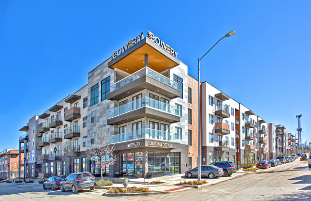 The Bowery at Southside - 220 East Broadway Avenue, Fort Worth, TX 76104