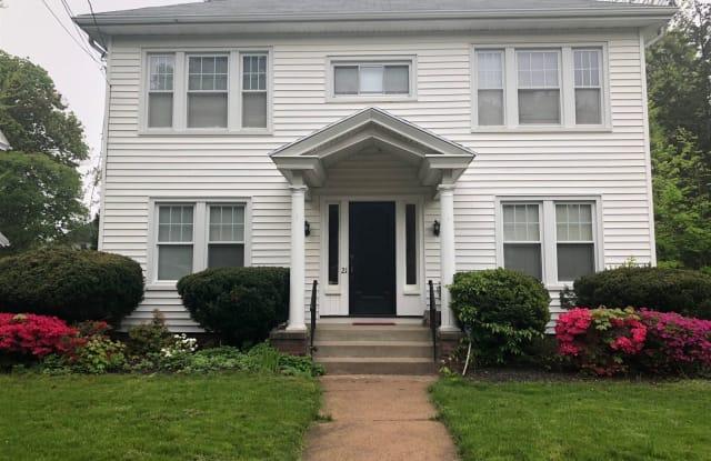 21 Elmwood Rd - 21 Elmwood Road, New Haven, CT 06515