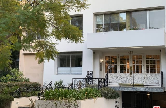 412 N Palm Dr - 412 North Palm Drive, Beverly Hills, CA 90210
