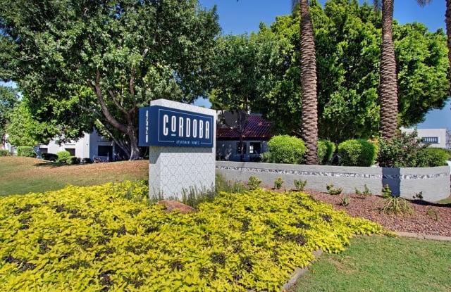Cordoba Apartments - 4520 Baseline Rd, Phoenix, AZ 85042