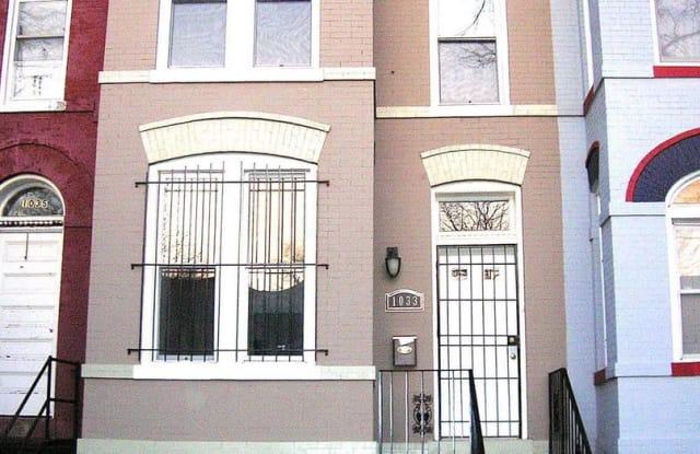 1033 5TH ST NE #A - 1033 5th Street NE, Washington, DC 20002