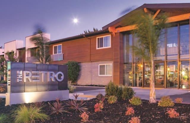 The Retro - 2500 Fair Oaks Blvd, Arden-Arcade, CA 95825