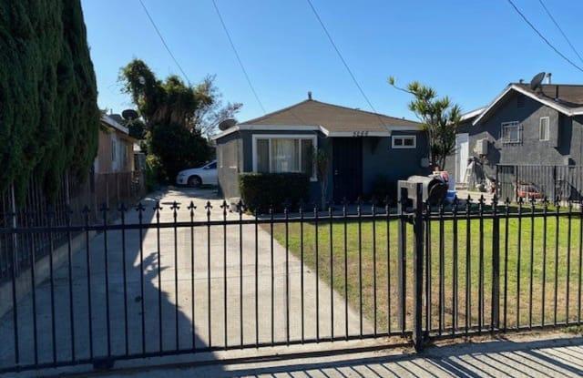 5266 Fostoria Street - 5266 Fostoria Street, Cudahy, CA 90201