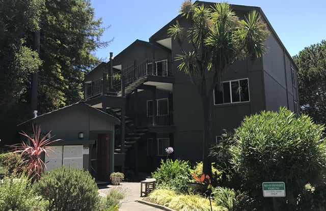 Lyford Apartments - 4 Lyford Drive, Tiburon, CA 94920