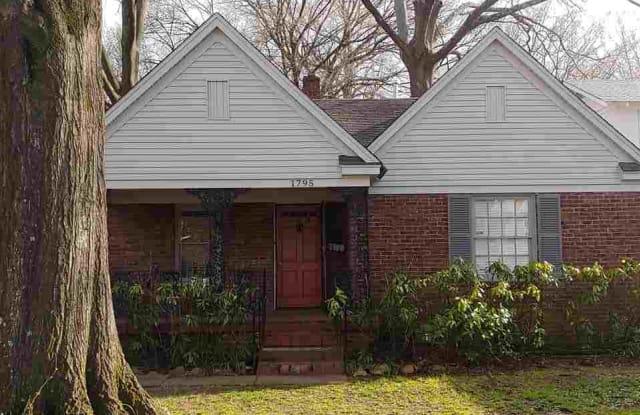 1795 TUTWILER - 1795 Tutwiler Avenue, Memphis, TN 38107