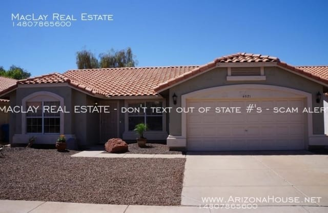 4521 E Thistle Landing - 4521 East Thistle Landing Drive, Phoenix, AZ 85044