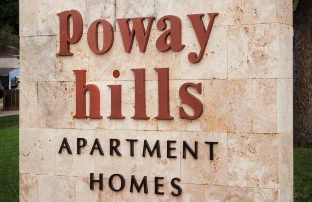 Elán Poway Hills Apartments - 13635 Cynthia Lane, Poway, CA 92064