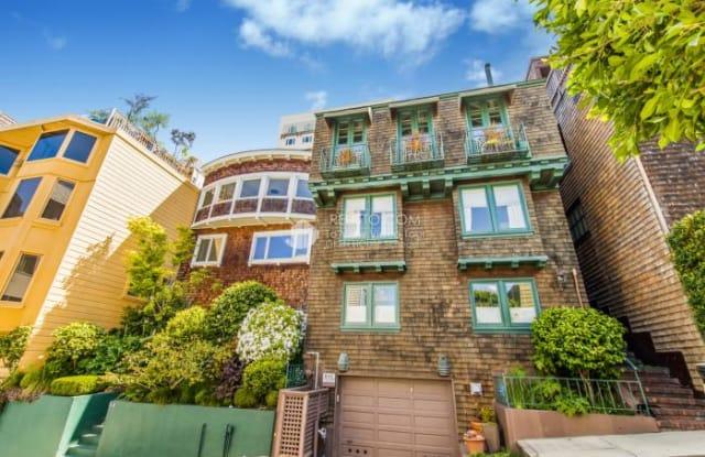46 Culebra Ter. - 46 Culebra Terrace, San Francisco, CA 94109