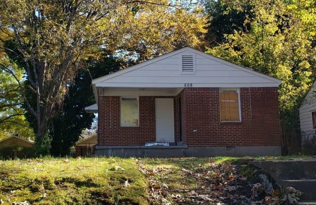 508 Buntyn St - 508 Buntyn Street, Memphis, TN 38111