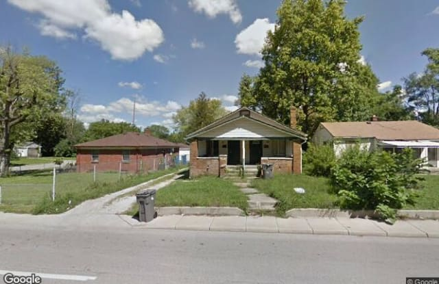 3710 E. 34th St. - 3710 East 34th Street, Indianapolis, IN 46218