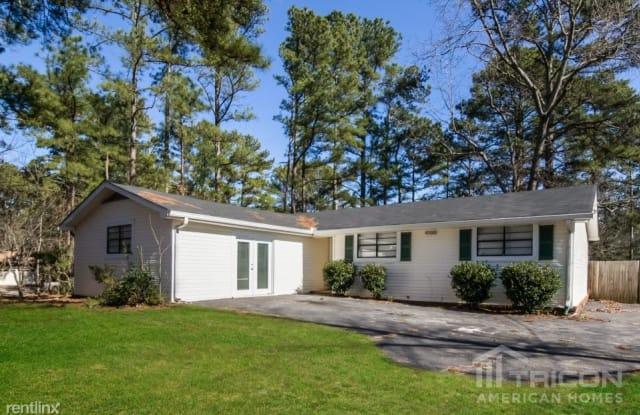 4100 Partridge Drive - 4100 Partridge Drive, Douglas County, GA 30135