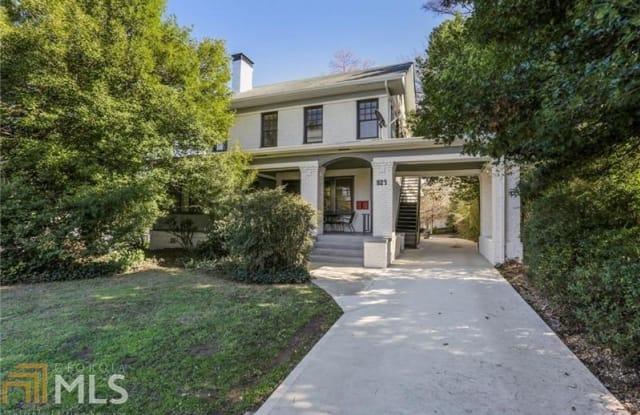 823 N Highland Ave # 2 - 823 North Highland Avenue Northeast, Atlanta, GA 30306