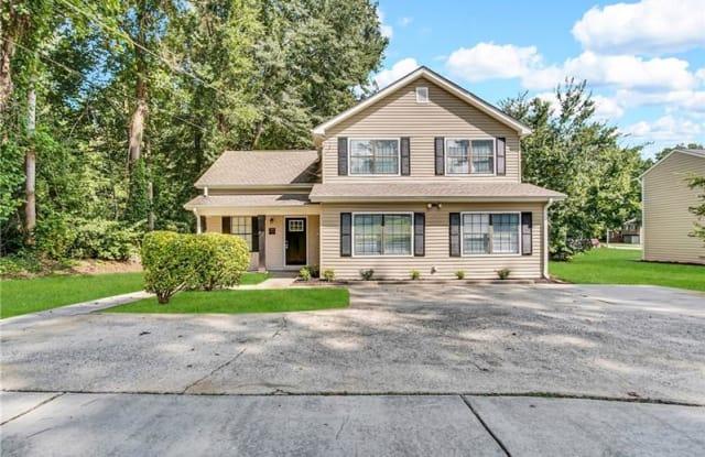 3049 Flat Shoals Road - 3049 Flat Shoals Road, Fulton County, GA 30349