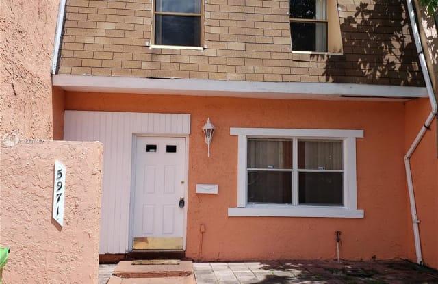 5971 NW 24th Ct - 5971 Northwest 24th Court, Sunrise, FL 33313
