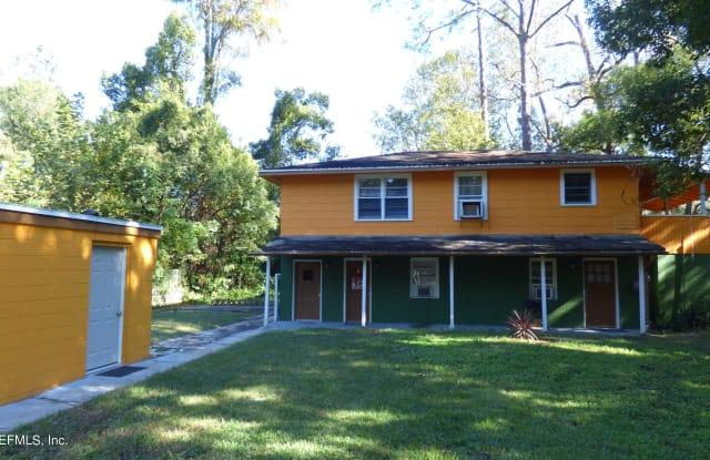 4347 HUDNALL RD - 4347 Hudnall Road, Jacksonville, FL 32207