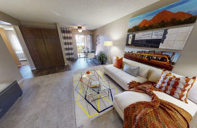 Camelback Cove - 4802 N 12th St, Phoenix, AZ 85014