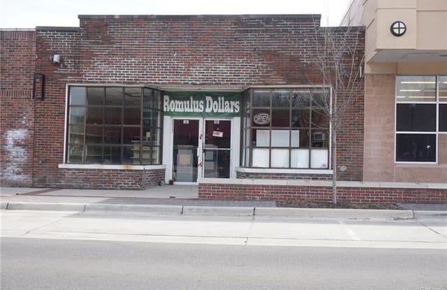 36547 GODDARD Road - 36547 Goddard Road, Romulus, MI 48174