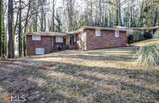 2891 White Oak Dr - 2891 White Oak Drive, Belvedere Park, GA 30032