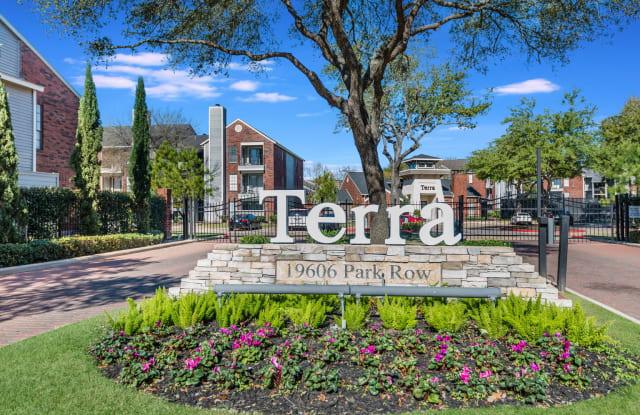 Terra at Park Row - 19606 Park Row, Houston, TX 77084