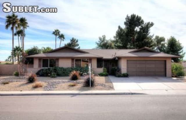 8367 E Via De Belleza - 8367 East via De Belleza, Scottsdale, AZ 85258