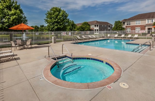 Pebble Brook Village Apartments - 5475 Winding River Rd, Noblesville, IN 46062