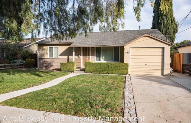 446 Kenmore Ave - 446 Kenmore Avenue, Sunnyvale, CA 94086