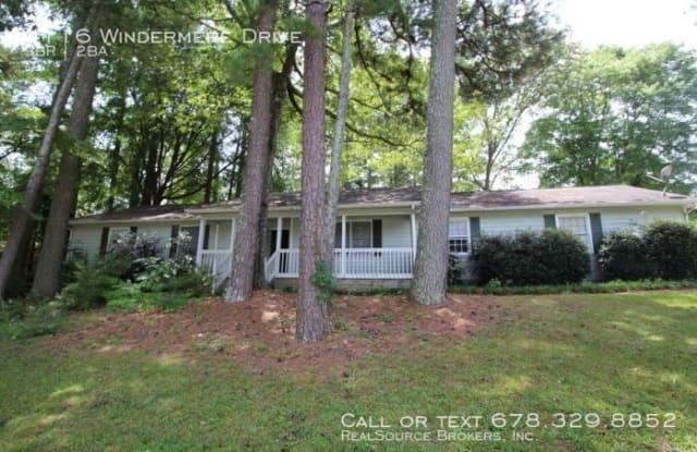 4116 Windermere Drive - 4116 Windermere Drive, DeKalb County, GA 30038