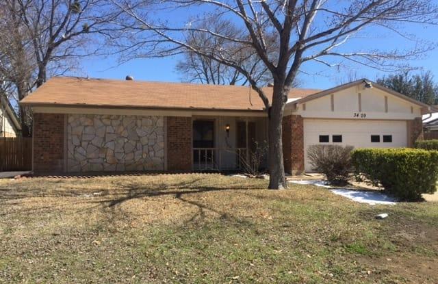 3409 Peppertree Court - 3409 Pepper Tree Court, Arlington, TX 76014