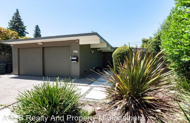 760 Gailen Ct - 760 Gailen Court, Palo Alto, CA 94303