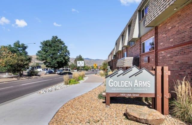 Golden Arms - 1400 Utah St, Golden, CO 80401
