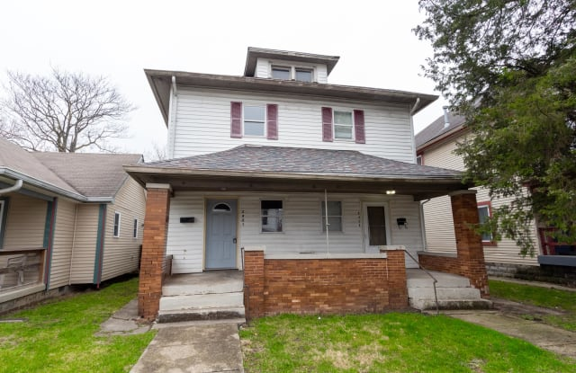2427 N Kenwood Ave - 2427 North Kenwood Avenue, Indianapolis, IN 46208