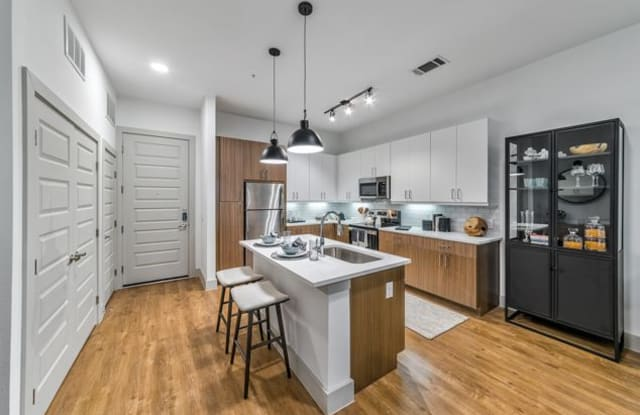 The Crosby - 400 South Hall Street, Dallas, TX 75226