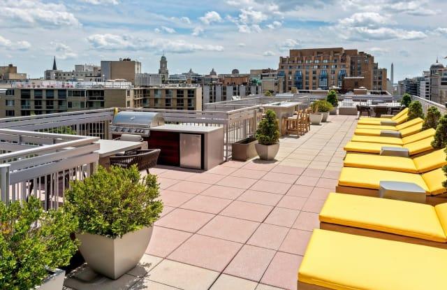 Latrobe Apartments - 1325 15th St NW, Washington, DC 20005
