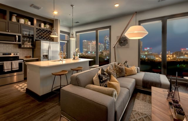 Residences at Capitol View - 1015 Nelson Merry Street, Nashville, TN 37203