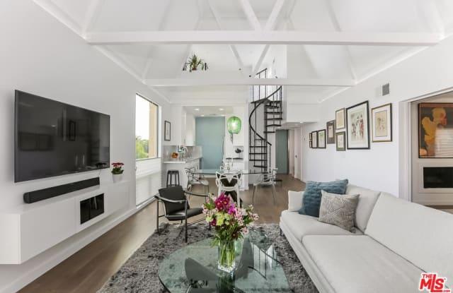 1264 OZETA Terrace - 1264 Ozeta Terrace, West Hollywood, CA 90069