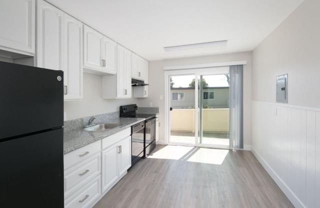 The Mark Apartments - 24650 Amador St, Hayward, CA 94544