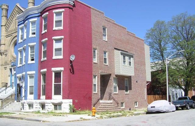 2101 MCCULLOH STREET - 2101 Mcculloh Street, Baltimore, MD 21217