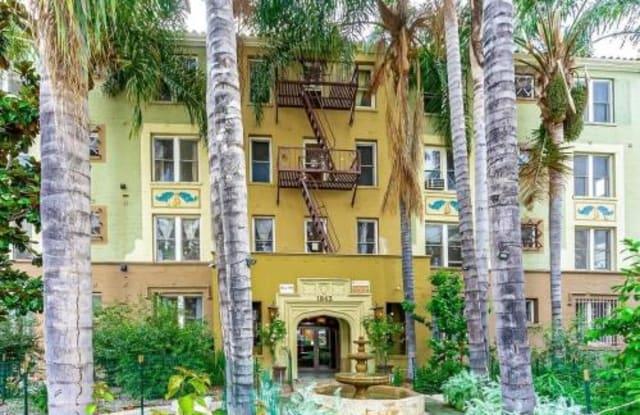 1843 Cherokee - 1843 Cherokee Avenue, Los Angeles, CA 90028