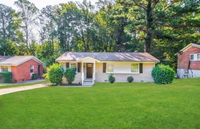 3218 Ward Drive SE - 3218 Ward Drive Southwest, Atlanta, GA 30354