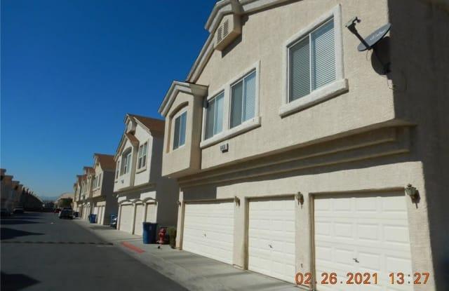 6468 STONE DRY Avenue - 6468 Stone Dry Avenue, Whitney, NV 89011