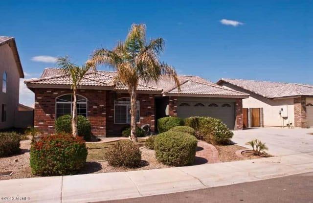 2836 W BOWKER Street - 2836 West Bowker Street, Phoenix, AZ 85041
