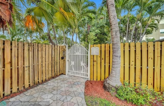 1348 HOLLY HEIGHTS - 1348 Holly Heights Drive, Fort Lauderdale, FL 33304